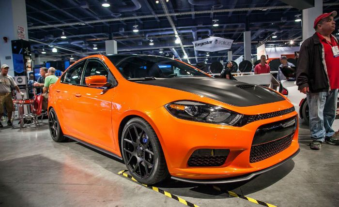 2016 Dodge Dart Rt