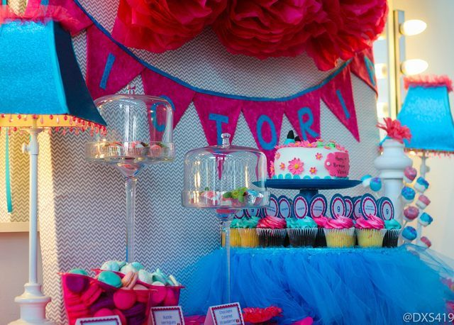 Spa Pamper Birthday Party Ideas | Photo 19 of 21 | Catch My Party