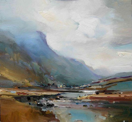 Landscapes With Images Expressionist Landscape Oil Painting Landscape Landscape Art