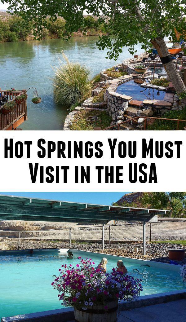 5 Hot Springs You Must Visit