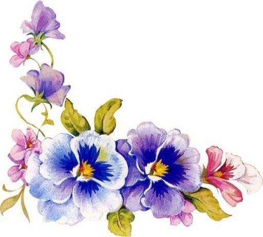 Flores de esquina flores implima e pinte stuff to buy - Decorar esquinas ...