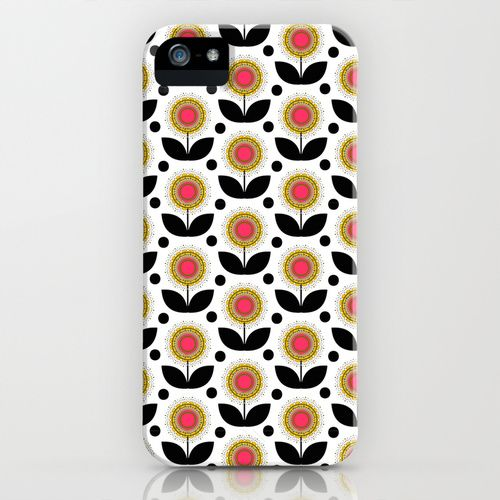 Florified Iphone Ipod Case By Wishhunt With Images Iphone Cases Case Iphone