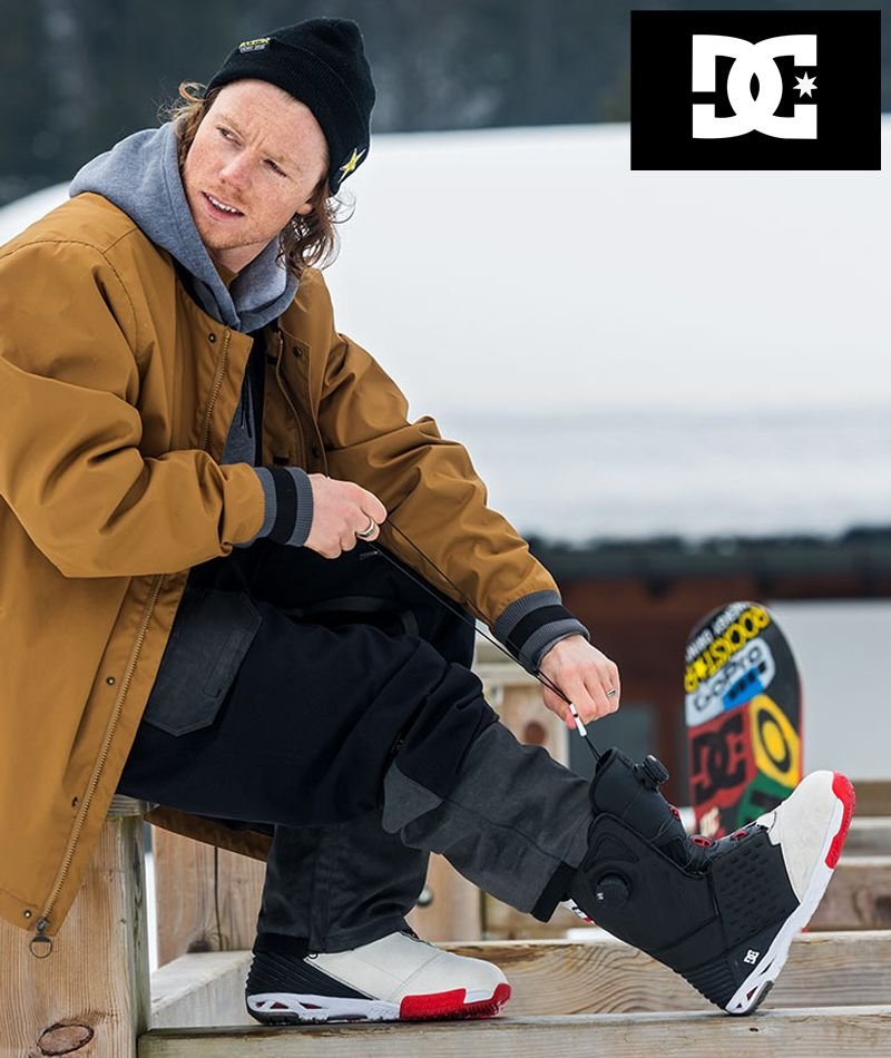 Torstein Horgmo Snow Boots. Designed