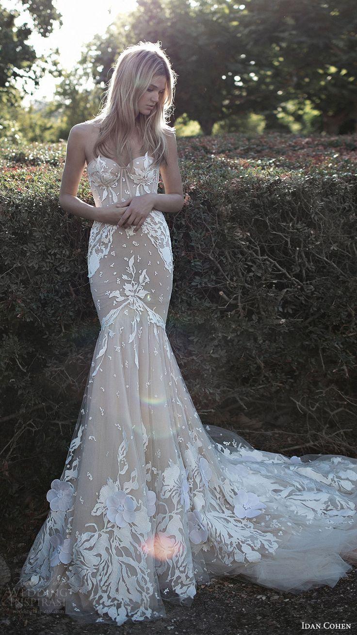 Idan Cohen Wedding Dresses — 2017 Bridal Pre-Collection | Brautkleider
