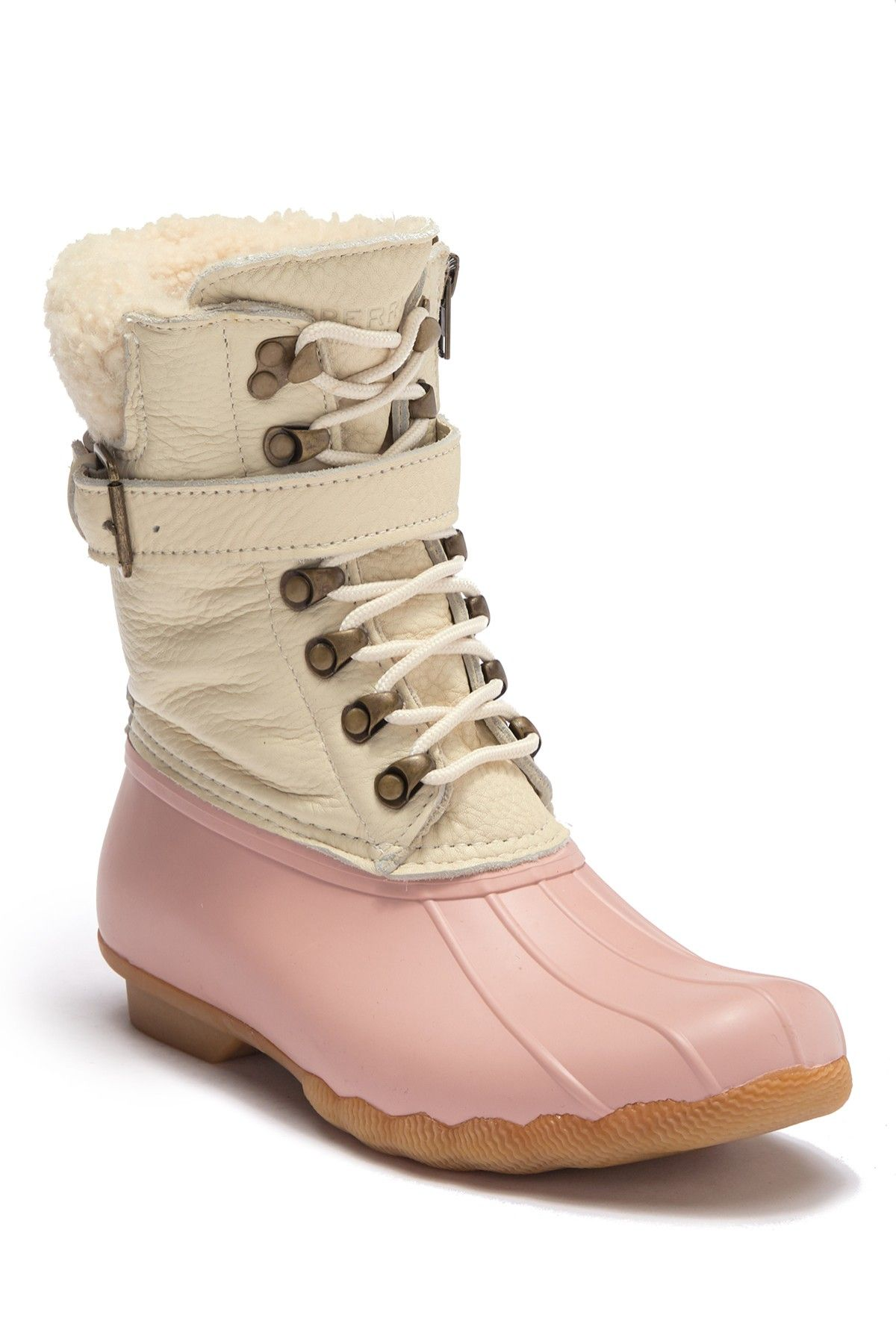 buy popular designer fashion thoughts on Shearwater Water-Resistant Boot by Sperry Details Stay poised and ...