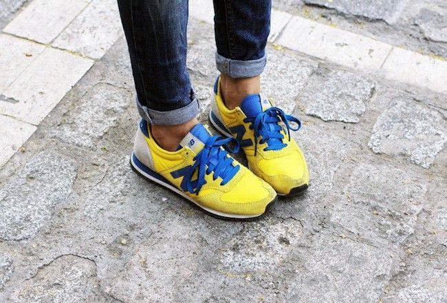 zapatillas new balance mujer retro