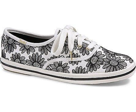 0f514e7add17 KEDS X kate spade new york CHAMPION DAISY EMBROIDERY