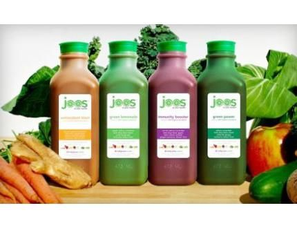 $189 for a Five-Day Organic-Juice Cleanse from JOOS ($39495 Value - new blueprint cleanse green