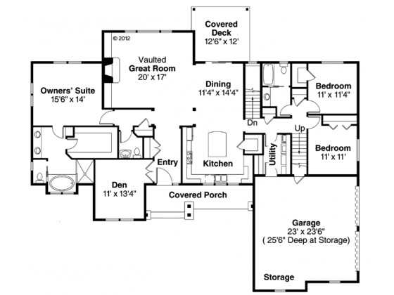 Pin on Houses Ranch Floor Plans With Den Houses on house with a great room floor plans, house with garage apartment floor plans, house with open concept floor plans,