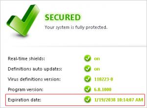 avast antivirus serial key 2038 free download