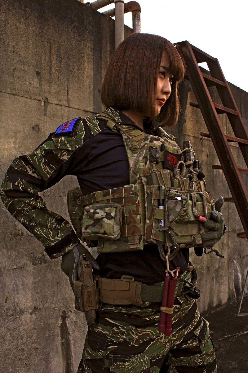 Tentara Seksi Memancing Minat Pemuda Bergabung Di Kemiliteran ~ Portal  Berita Online Indonesia | Gun Girls | Pinterest | Guns