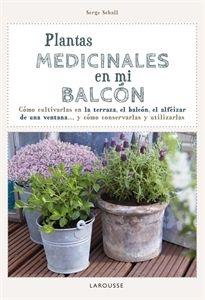 #Novedades #Agropecuaria #Naturaleza Plantas Medicinales en mi balcón.