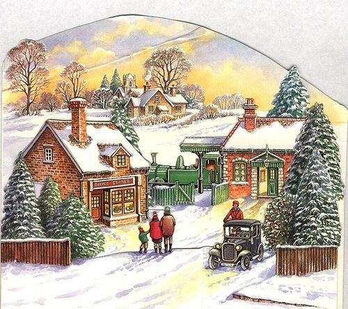 Old Christmas Cards Christmascardthumb500x44559487