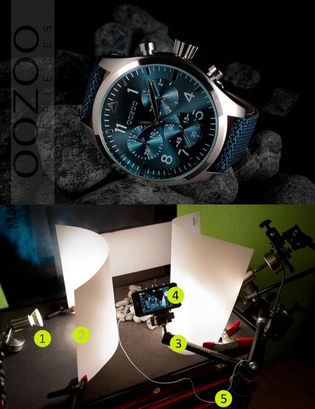 Stunning Product Photography with an iPhone and a Desk Lamp   Fstoppers