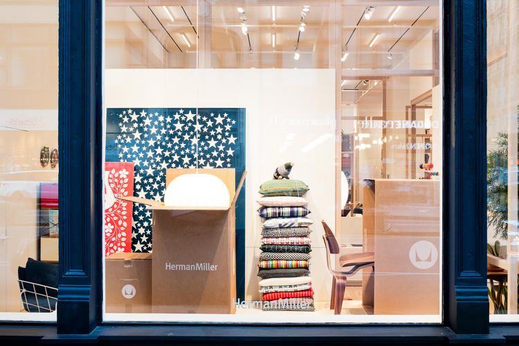 Part shop, part gallery and bookstore, pure design bait.