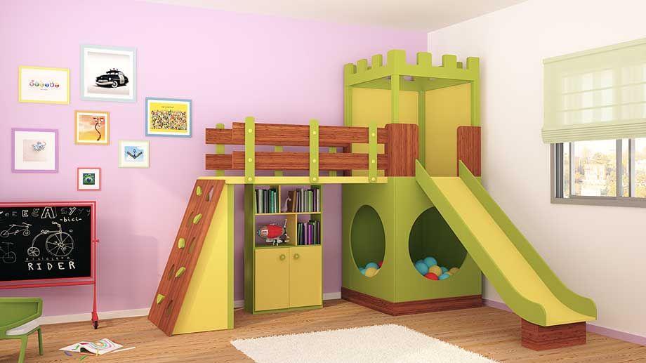 Muebles auxiliares infantiles | Bruno | Pinterest | Literas modernas ...