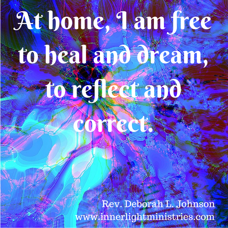 #heal #dream #reflect  #affirmation #inspiration #RevDeborahLJohnson