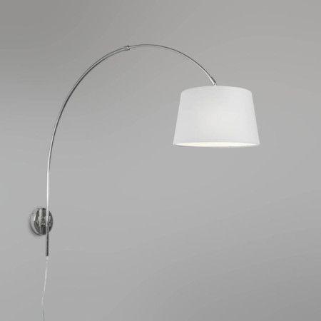 Mix 'n Match Wandbogenleuchte Schirm 30cm rund - Schlafzimmerbeleuchtung - Beleuchtung nach Raum - lampenundleuchten.at
