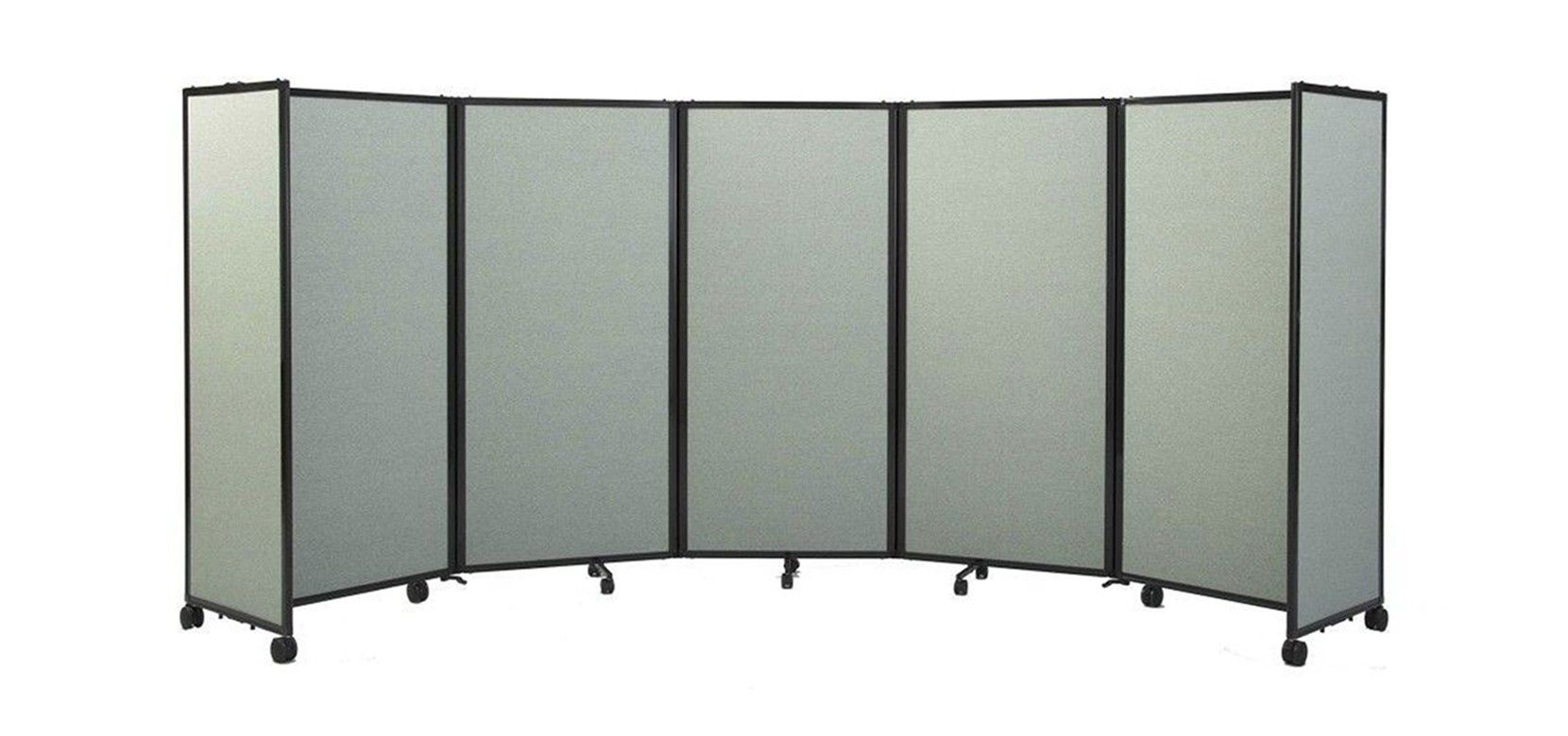 Partition Divider Room Divider 360® Accordion Portable Partition  Charts Random