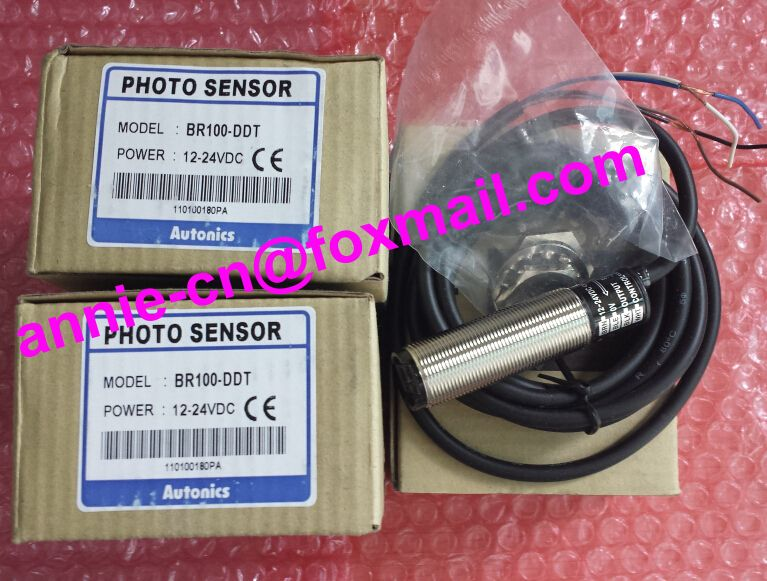 100 New And Original Br100 Ddt Br100 Ddt P Autonics Photoelectric Sensor 12 24vdc Photoelectric Sensor The Originals Sensor