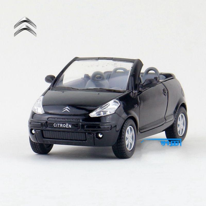 Children Kids Kinsmart Citroen Sports Model Car 1:32 5inch