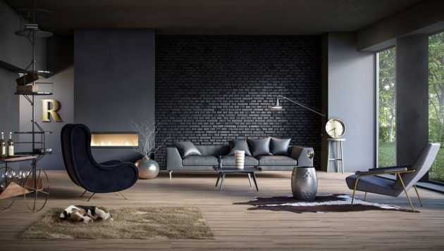 21 relaxing living rooms with gorgeous modern sofas when you visit someones home one of the first place you will usually be welcomed is the living room