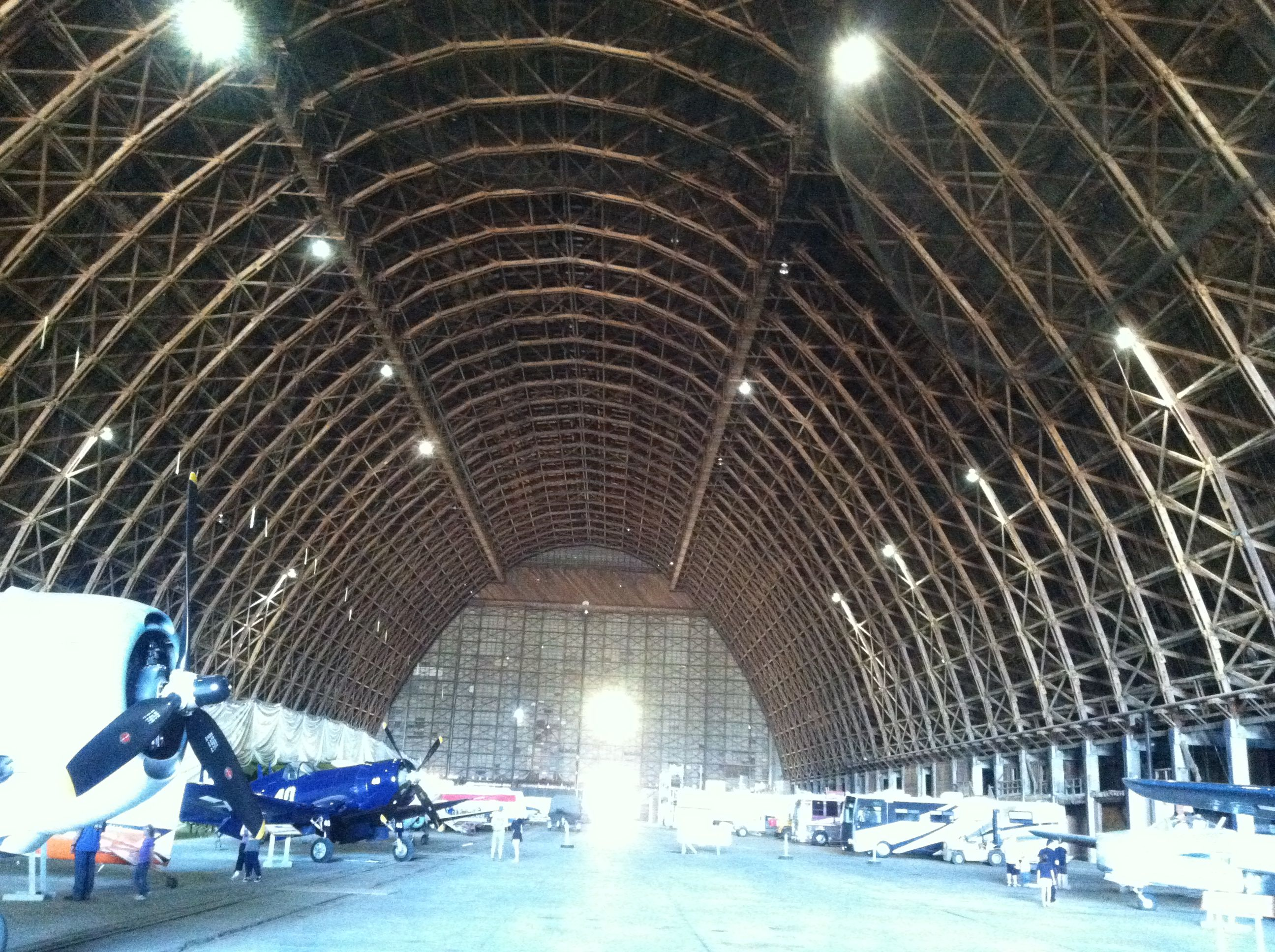 Air Museum. Tillamook, OR. Favorite places, Over the years