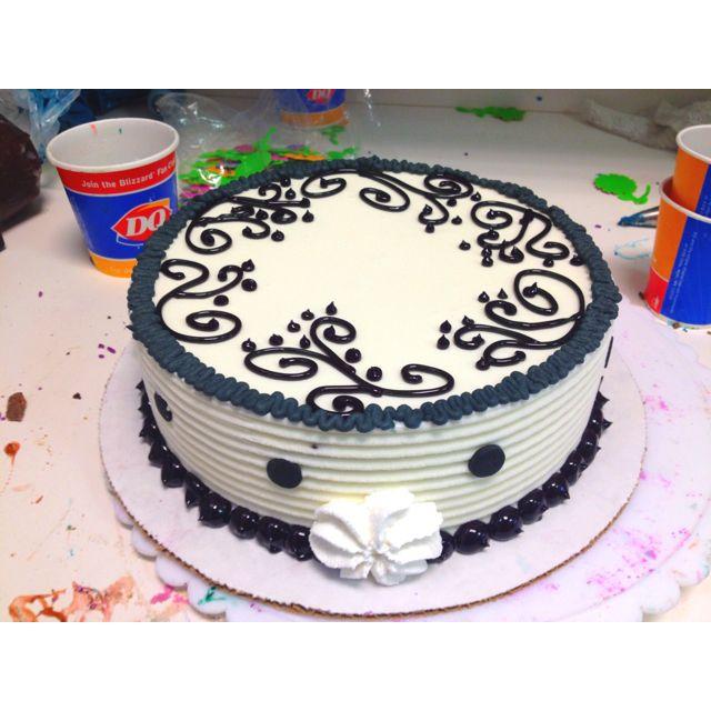 Dq Icecream Cake Ice Cream Cakes Pinterest Icecream Cake And