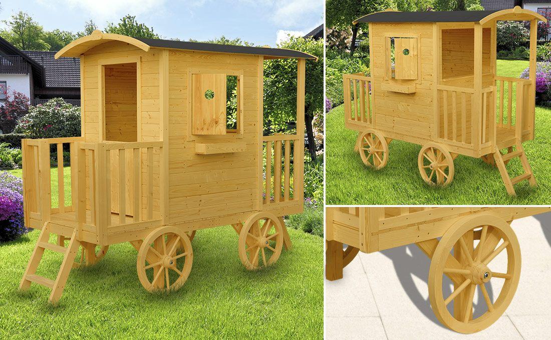 roulotte en bois western westerns. Black Bedroom Furniture Sets. Home Design Ideas