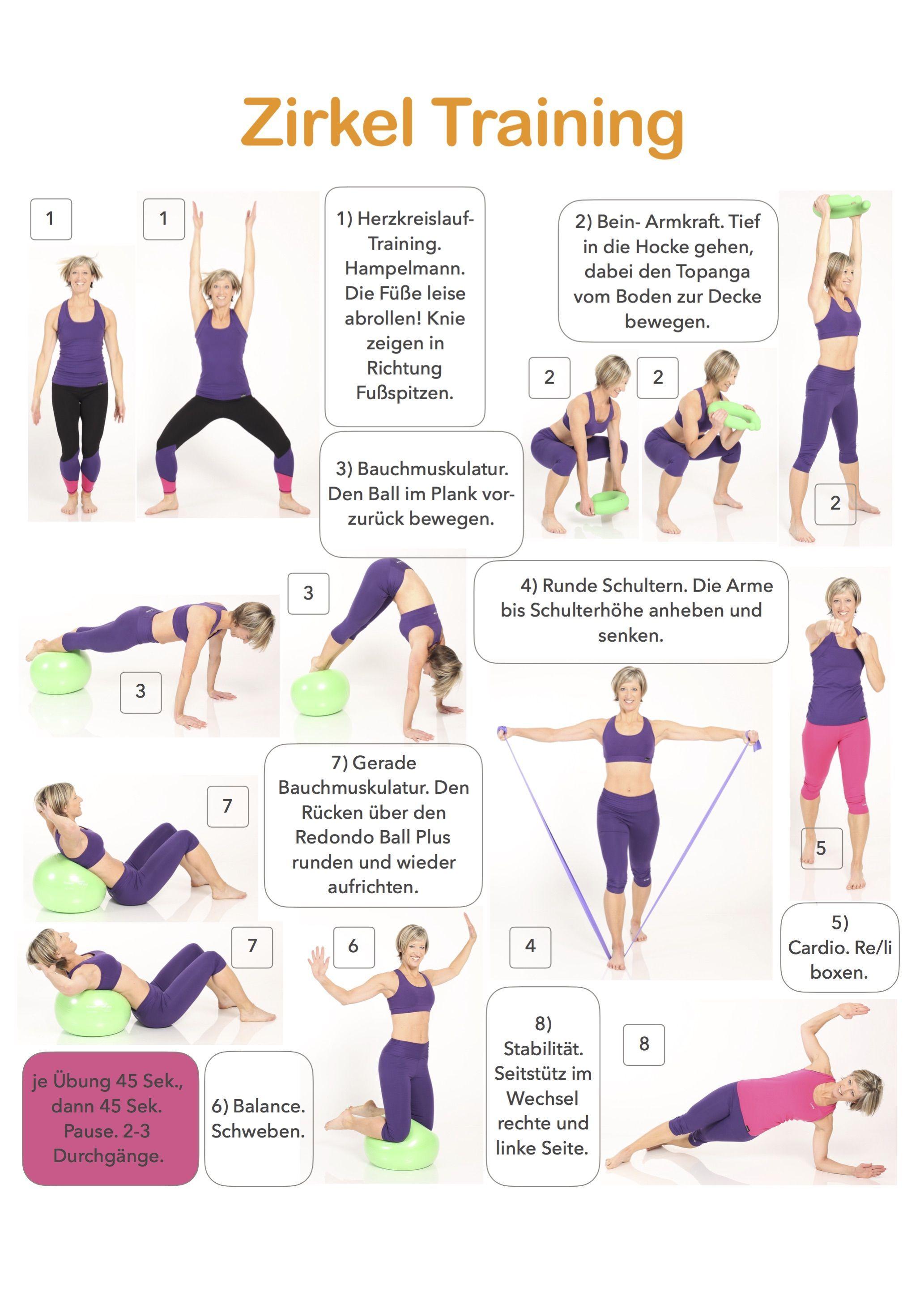 Herz-Kreislauf-Übungen für Horrorvideos zur Gewichtsreduktion
