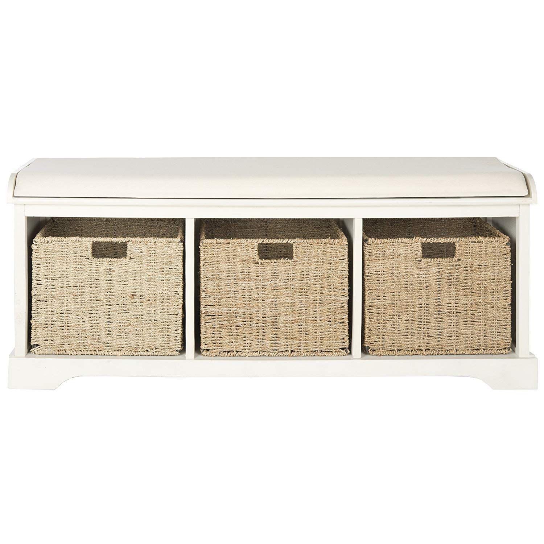 Amazon Com Safavieh American Homes Collection Lonan White And