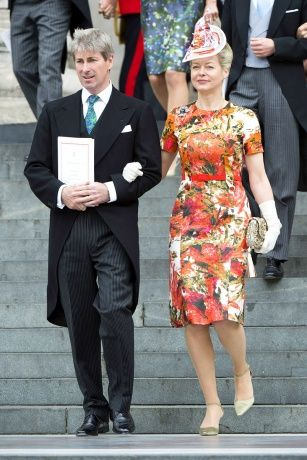 Vogue Daily —   Lady Helen Windsor.