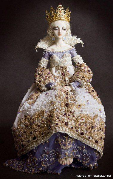 Dolls of marina bychkova
