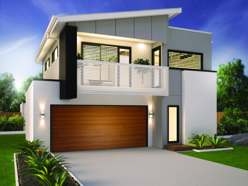 Interesting Roof Lines Ausmar Homes Sunshine Coast Brisbane Gold Coast Build In 2020 Modern Architecture House Contemporary House Design House Designs Exterior