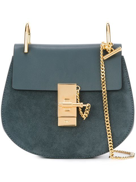 Shop Chloé 'Drew' shoulder bag in Smets from the world's best independent boutiques at farfetch.com. Shop 400 boutiques at one address.