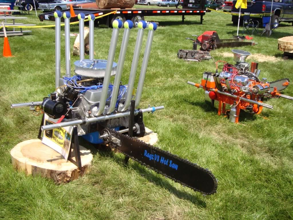 ARFSAW- Let's build a Chainsaw! - AR15 COM