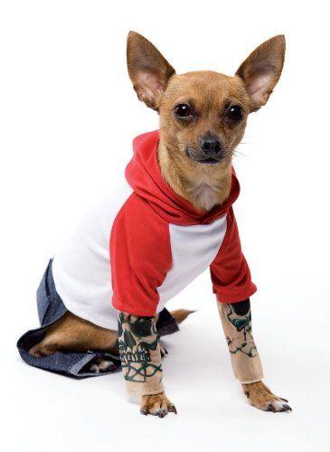 Tattoo Dog Dog Costume Small Top Http Www Amazon Co Uk Dp