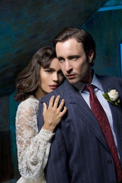 Mick St John And Coraline Moonlight Moonlight Tv Series Alex O Loughlin Vampire Love