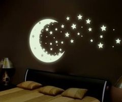 Cool Glow In The Dark Stars Idea