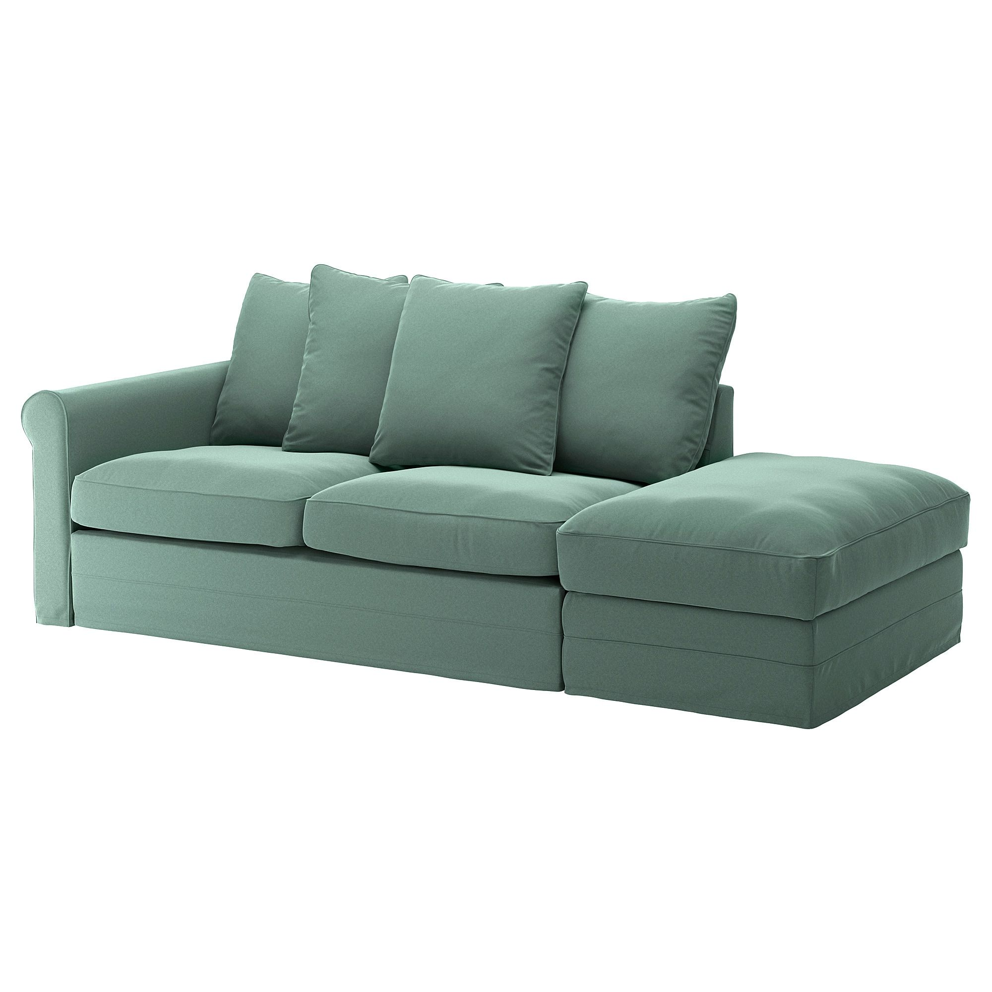 Prime Ikea Gronlid With Open End Ljungen Light Green Sleeper Sofa Caraccident5 Cool Chair Designs And Ideas Caraccident5Info