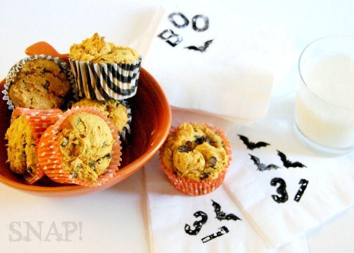 DIY Halloween Napkins Party napkins, DIY Halloween and Napkins
