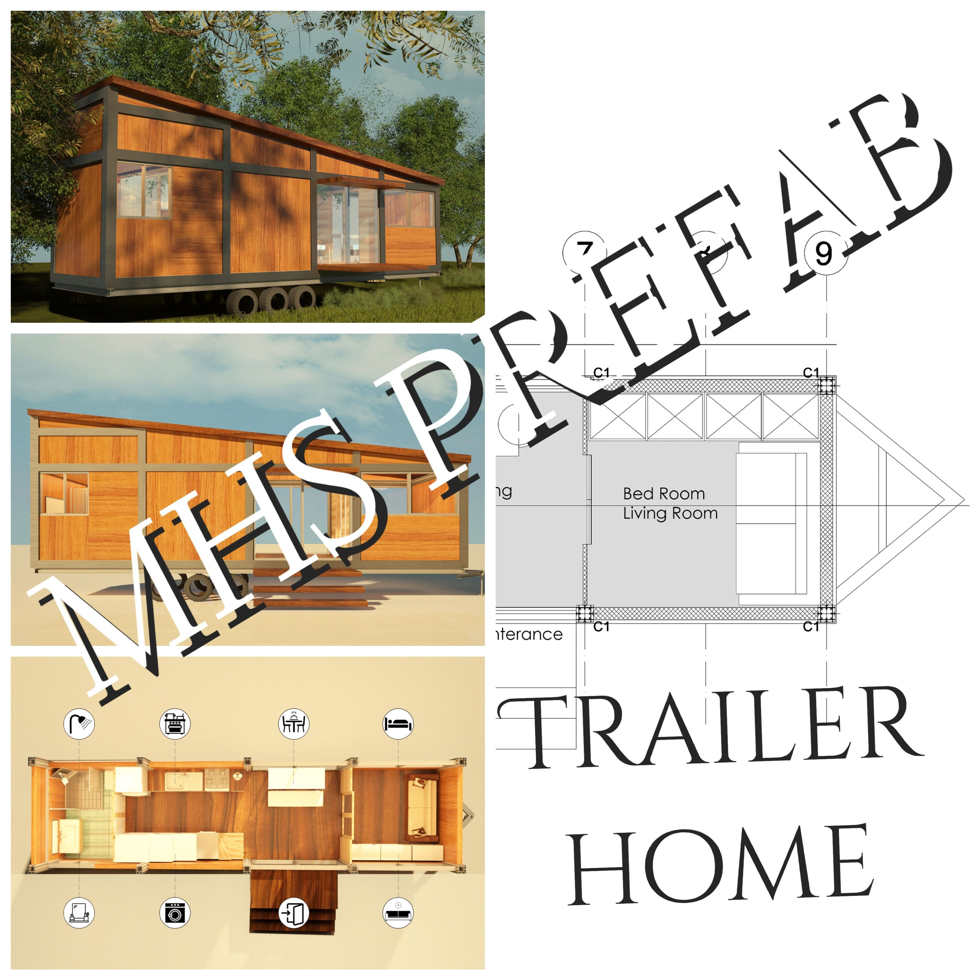 MHS Prefab sustainable trailer home start from 60k, ship ... on residential structure, spaceship structure, warehouse structure, castle structure, retail structure, random structure, car parking structure, umbrella structure, industrial structure, ship structure, web structure, barn structure, farm structure, automobile structure, screen structure, mooring structure, business structure, office structure, condo structure,