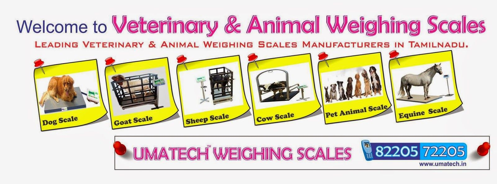 Veterinary and Animal Weighing Scales Manufacturer: Tamil Nadu Veterinary and Animal Weighing Scales M...