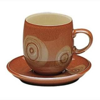 Check out the Denby FCH-112 Fire Chilli Large Curve Mug