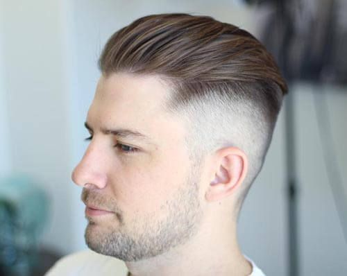 32 Gallant Hairstyles For Men With Receding Hairlines Free As My