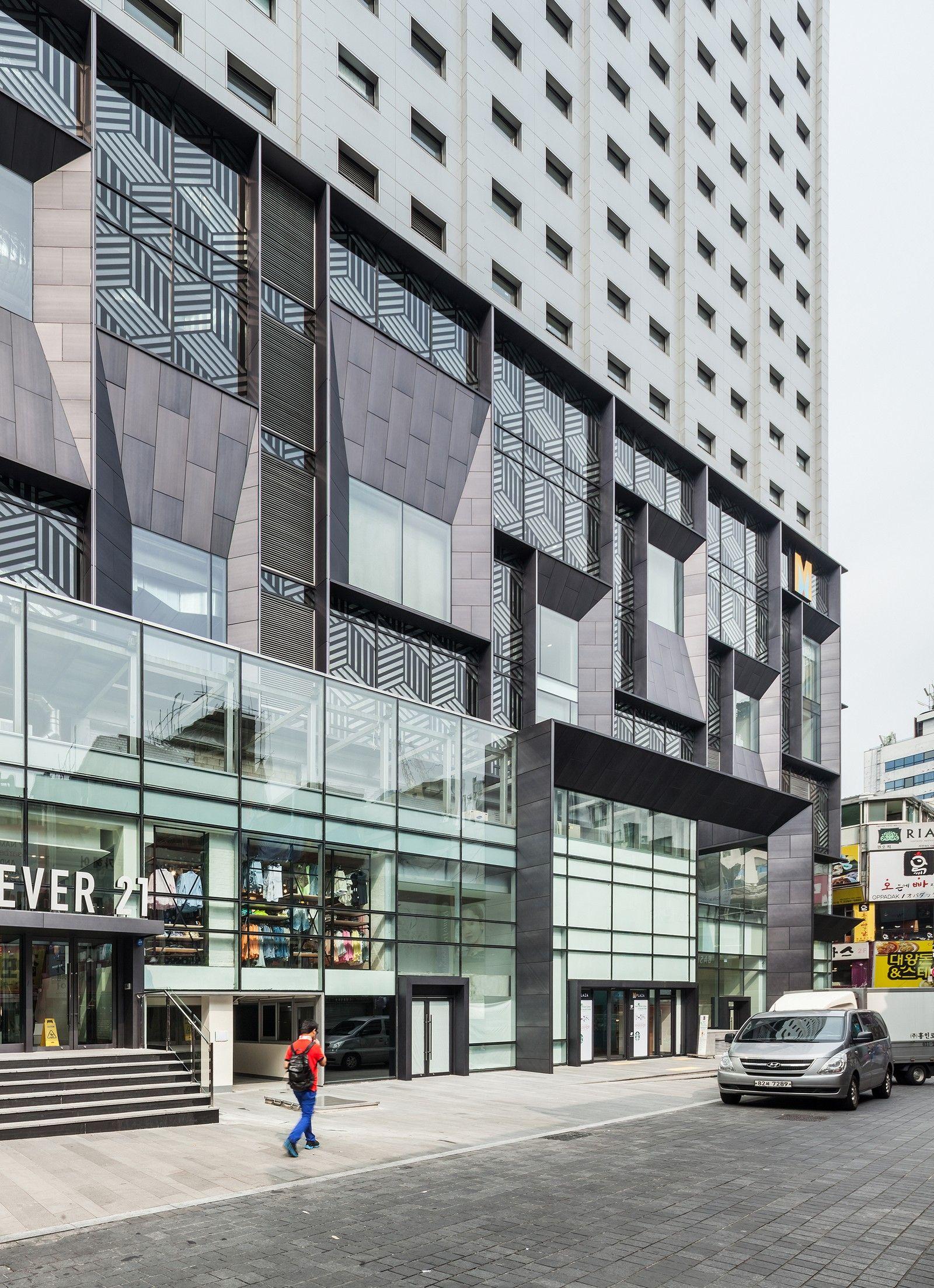 Archello Architecture Retail Facade