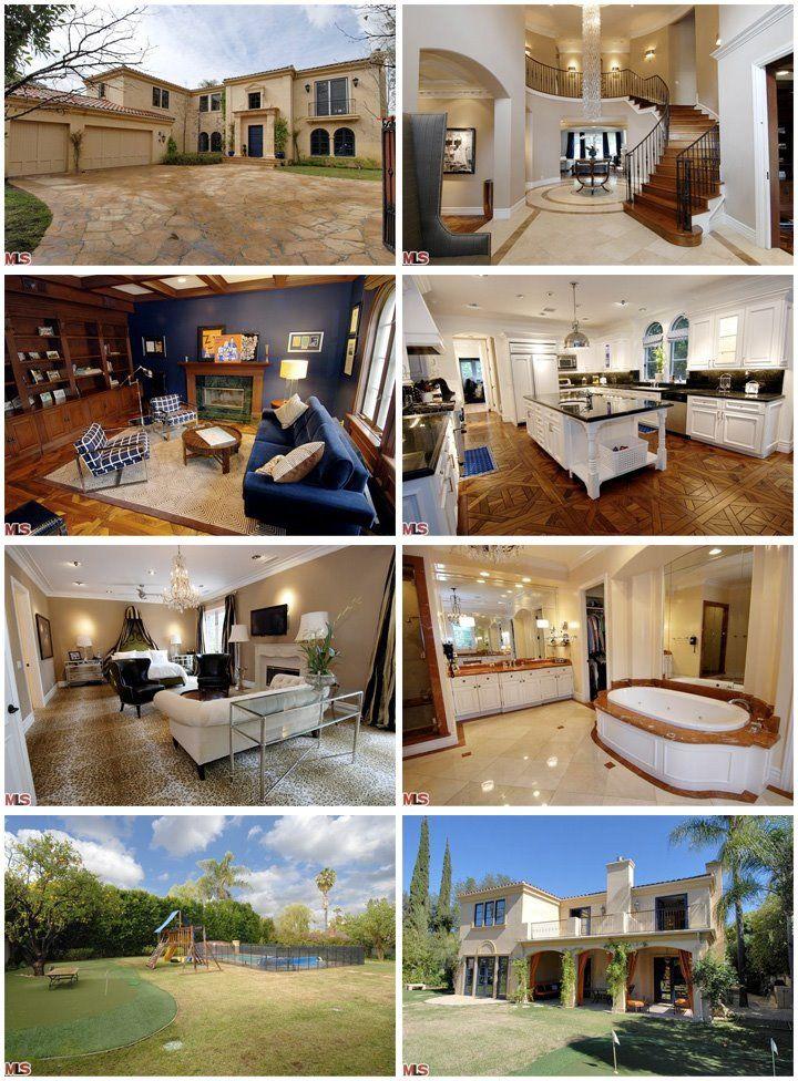 Tori Spelling Home on Pinterest | Celebrities Homes, Kris Jenner House ... | 720 x 976 jpeg 199kB