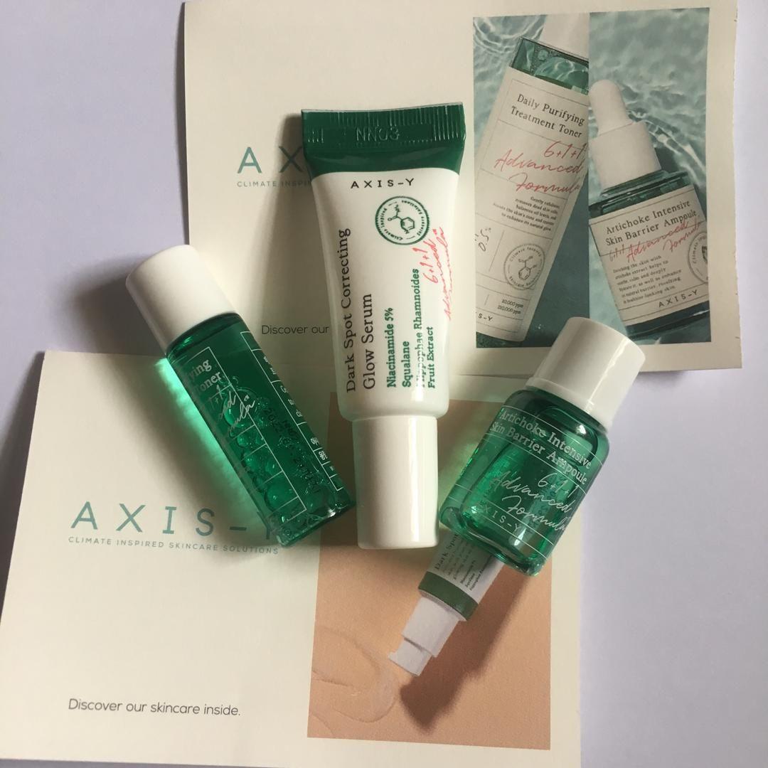 Axisy Trial Kits Wholesale