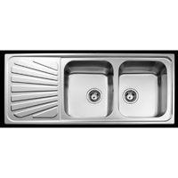 Stylo 2b 1d Teka Website Stainless Steel Sink With Drainboard