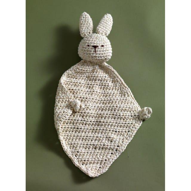 Eco Bunny Blanket Pattern (Crochet) - Lion Brand Yarn ...